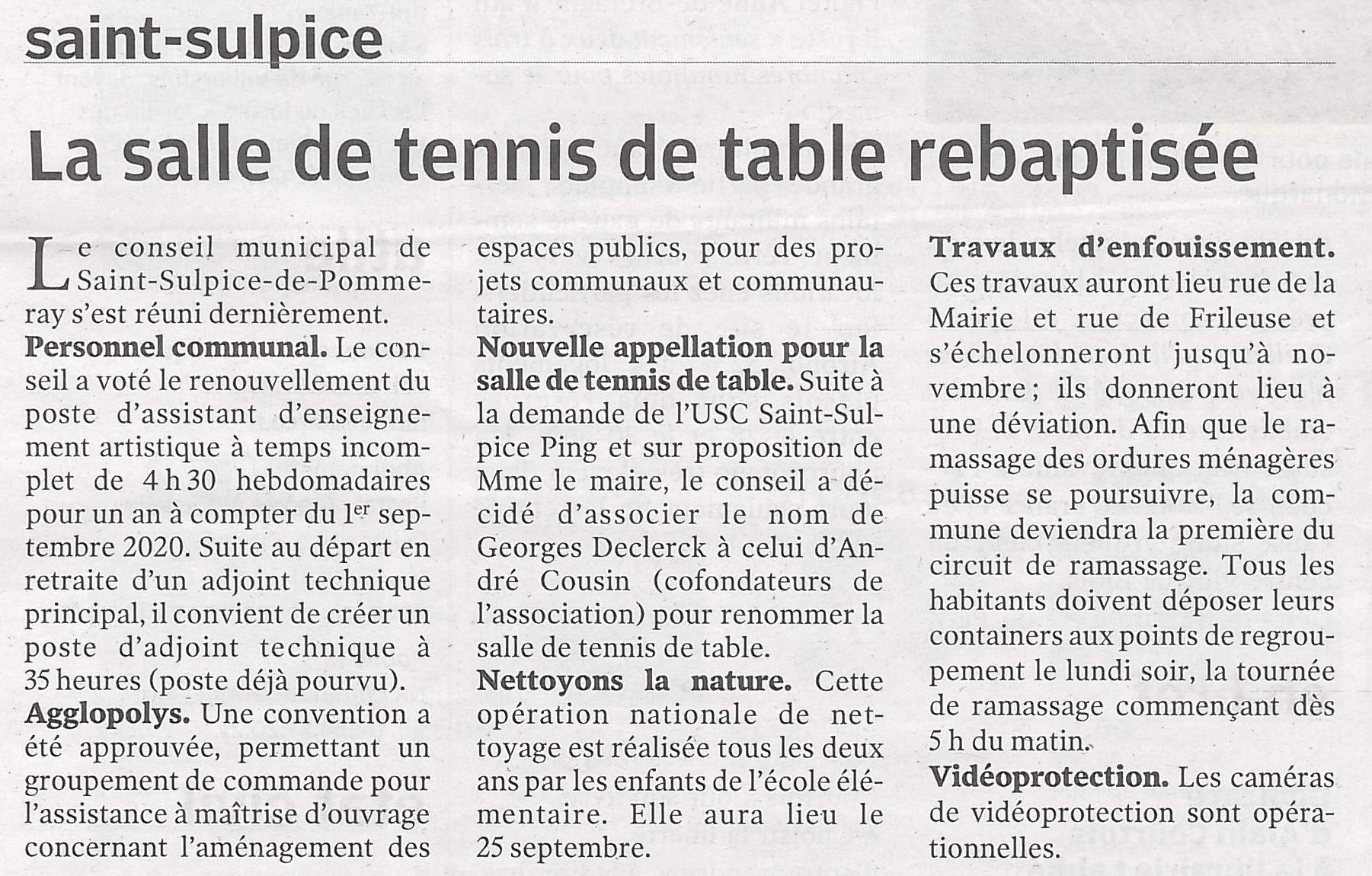 Article NR du 28/08/2020