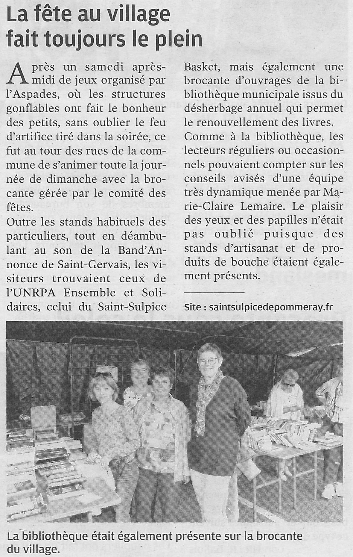 Article NR du 04/07/2019