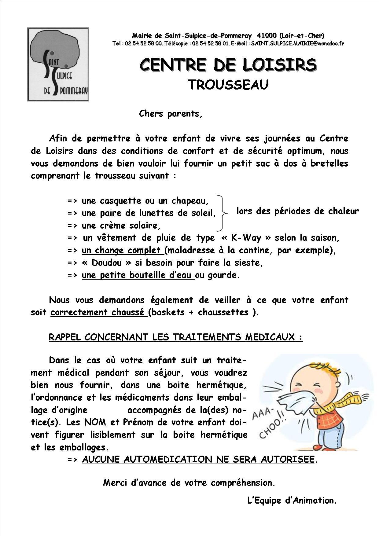 LE TROUSSEAU