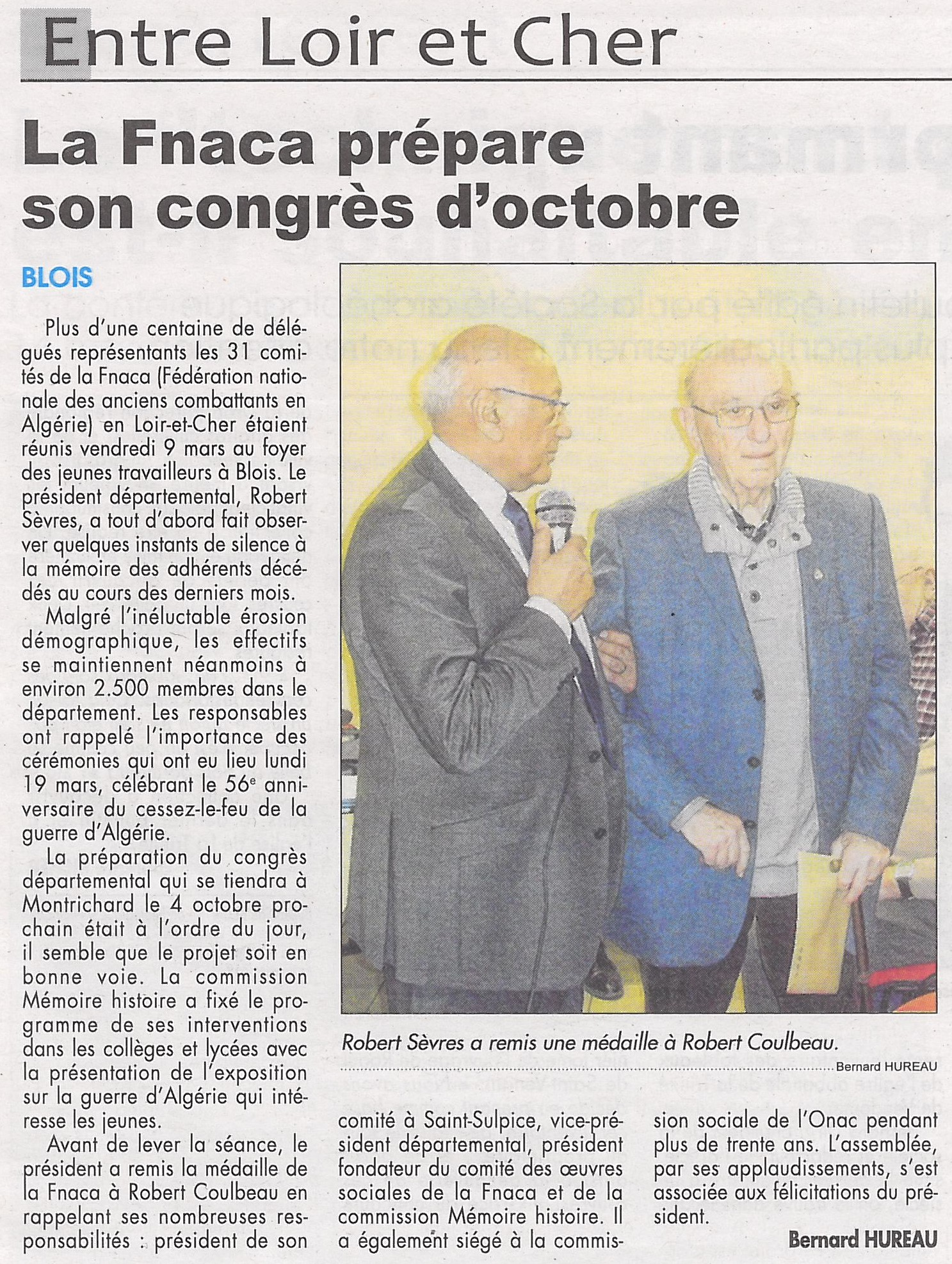 Article La Renaissance du 23/03/2018