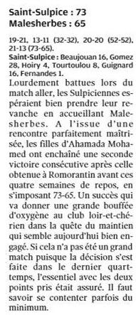 Article NR du 19/03/2018