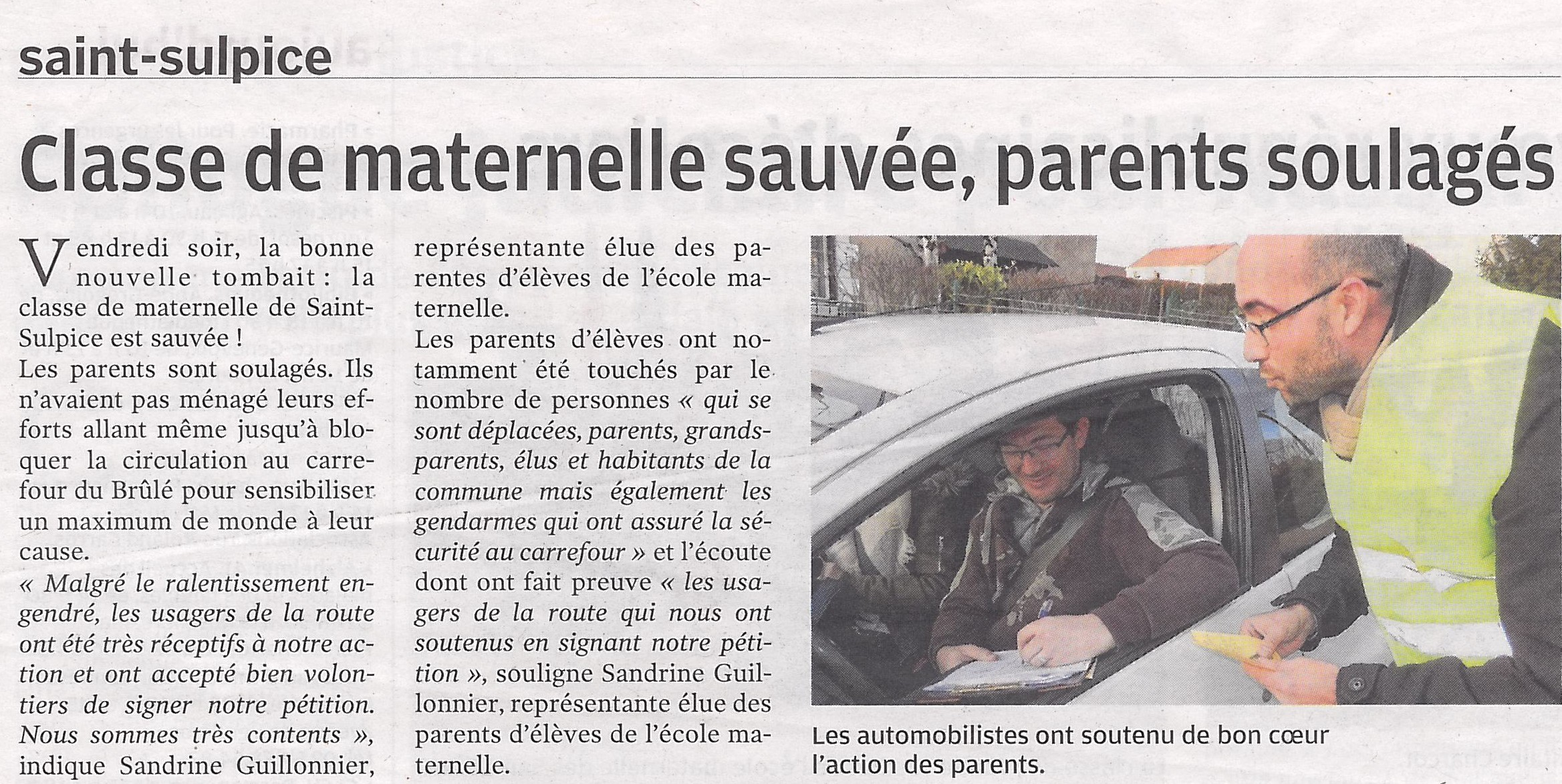 Article NR du 07/02/2018